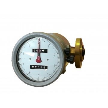 Счётчик жидкости ДД-25/1,6-СУ класс точности 0,25 с фланцами