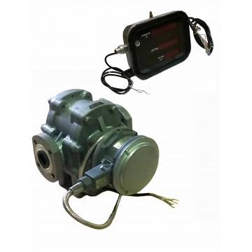 Счетчик жидкости ДД-40/0,6 +УССБ-25+КУП 30